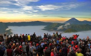 view point penanjakan 1 bromo